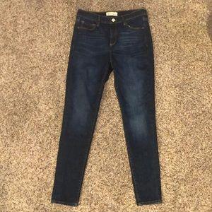 Gap True Skinny Mid-Rise Jeans